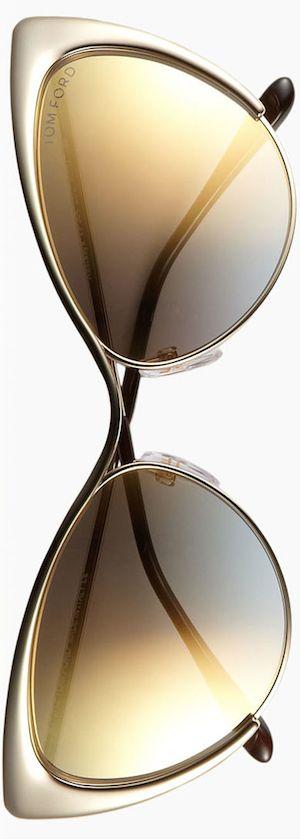 #Gafas de sol de #ojos de gato de @Tom_Ford