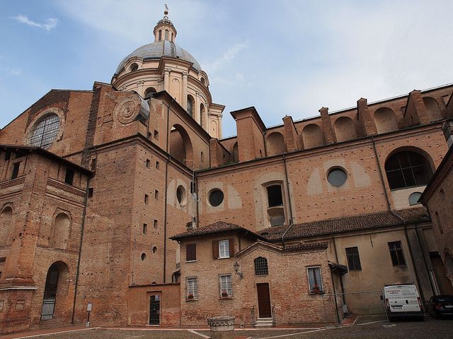 17 best images about mantova churches on pinterest the church street painting and murals - Architetto mantova ...