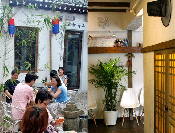Saveurs de Corée (韩香馆) Xiang Er Hutong, Jiaodaokou