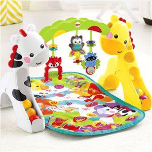 Fisher Price Oyun Dünyası Cimnastik Merkezi CCB70 Bebekleriniz eğlenerek kendini geliştirmesi için yıllardır şık ürünler tasarlayan ve bu tasarıları kaliteye döken dünya markası Fisher Price  indirimleri ile şimdi mağazamızda