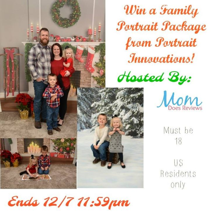This giveaway is sponsored by Portrait Innovations  and hosted by Mom Does Reviews.  I don't know about you but I tend to keep cards that ...