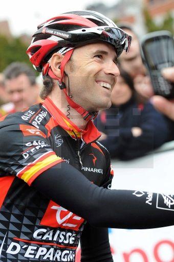 Alejandro Valverde (25-4-1980) || Amateur Team(s): 1999 Banesto (Amateur) || Professional Team(S): 2000-2003 Kelme - Costa Blanca, 2004 Comunidad Valenciana Kelme, 2006 Caisse d'Epargne - Illes Balears, 2007-2010 Caisse d'Epargne, 2013 - (currently) Movistar Team.|| Photo: Nicolas Gotz http://sport-phot.photoshelter.com/
