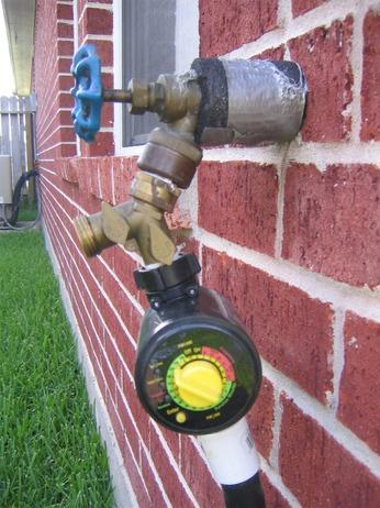 budget sprinkler system
