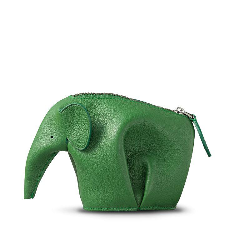 Loewe - elefant purse