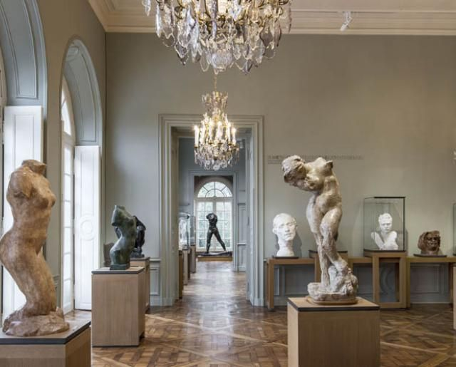 Rodin Museum - The Rodin is a superb, intimate and beautiful museum without the crowds. It was the highlight of my first visit to Paris because there were no velvet ropes. It's a beautiful museum where the floors still creak as they did when Rodin lived there.