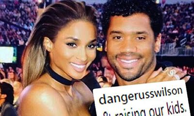 Russell Wilson Posts Sweet Mother's Day Message To Wife Ciara