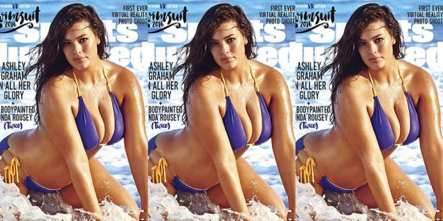 "Ashley Graham on Landing Her <em>Sports Illustrated</em> Swimsuit Cover: ""This Is Where We're Headed"""