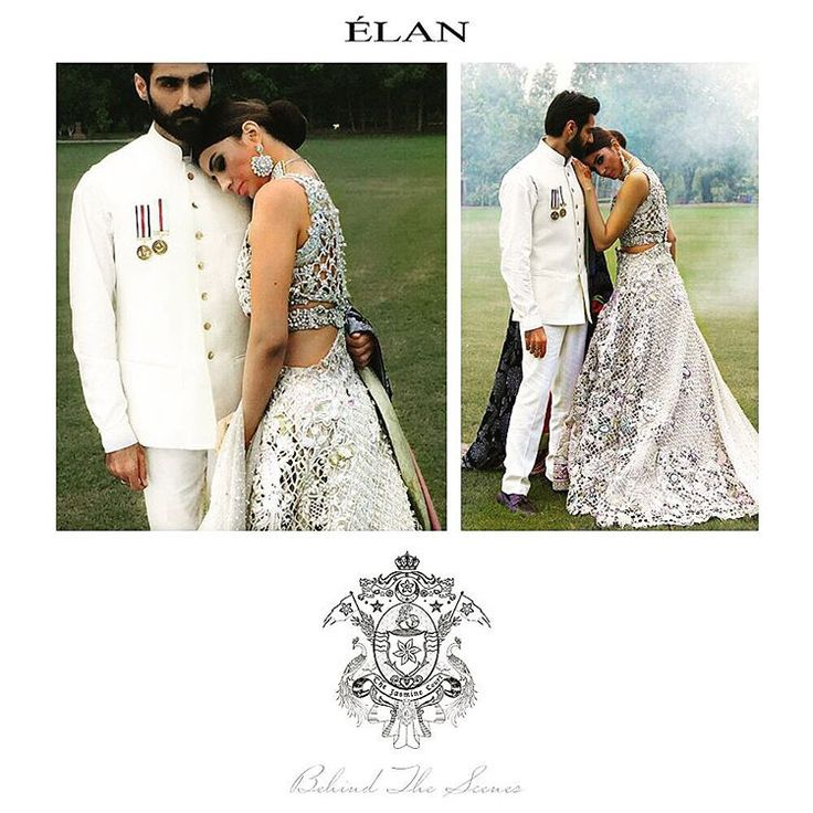 """Élan: Behind the scenes ""The Jasmine Court"" #bts #bridal #wedding #élan"""