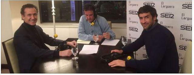 Noticias de Deportes : REAL MADRIDRaúl: 'No descarto ningún puesto en el ...