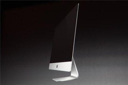 El iMac nuevo, espectacular.