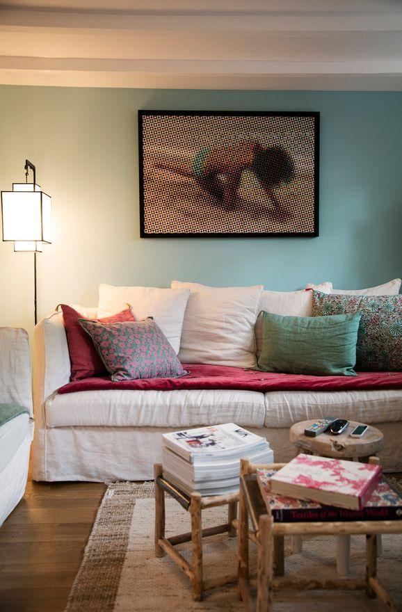 More interior inspiration on www.ringthebelle.com home / interieur / inspiration / paris / caravane lampe / decoration / catherine mikolajczak / galerie 42B / #ringthebelle / #storystore