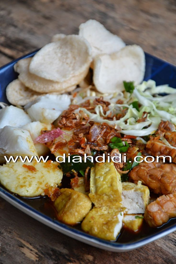 Diah Didi's Kitchen: Tahu Guling Ala Yogya