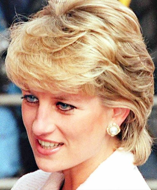 princess diana windsor | FILES) This file photo dated 06 March 1996 shows Diana, Princess of ...