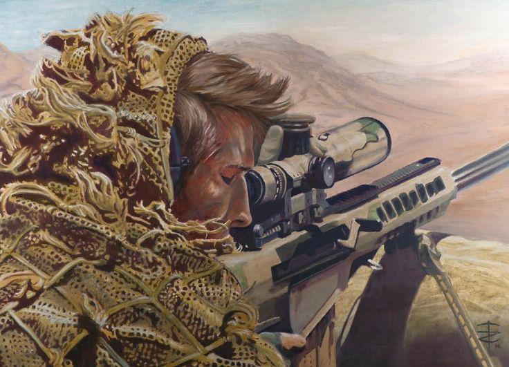 Sniper overwatch