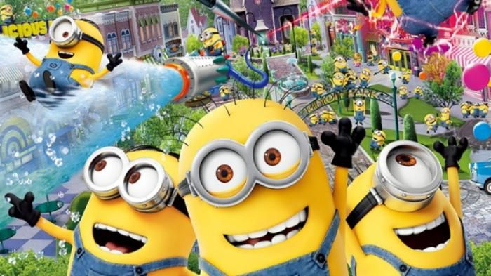 Universal Studio Japan - Bersiap! Nikmati Sensasi Bertualang bareng Minions hingga ke Luar Angkasa