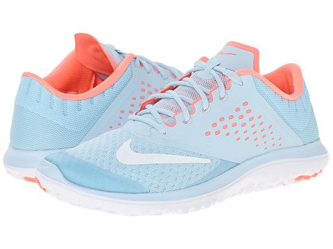 Nike FS Lite Run 2 Dove Grey/Clearwater/Hot Lave - Zappos.com