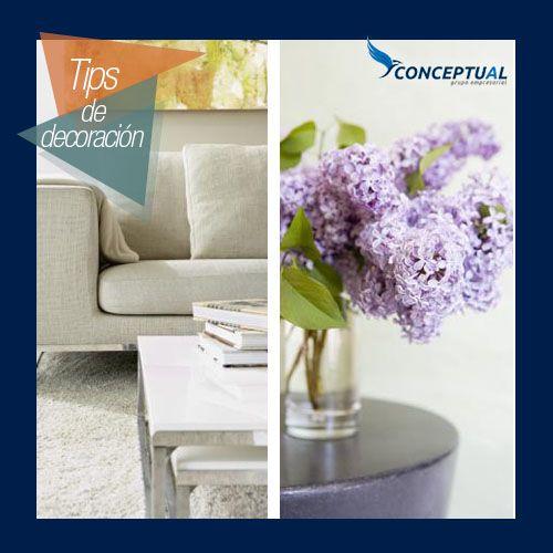 Anímate y dale un nuevo look a tu sala decorando tu sala con estas económicas ideas que puedes completar en poco tiempo.