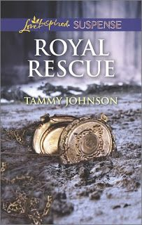 """Review of """"Royal Rescue"""" by Tammy Johnson."""