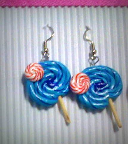 fimo handmade lollipop