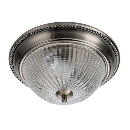 52 best lighting images on pinterest light shades sheer shades florida flush light chrome 26cm at homebase be inspired and make your mozeypictures Image collections