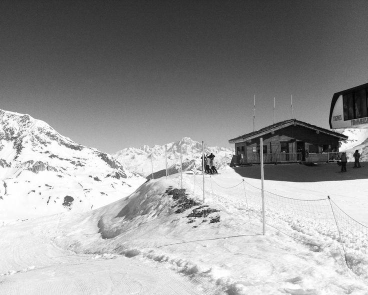 #mont #blanc #tignes #valdisere #france #wintersport #winterwonderland #outdoors #góry #zima #view #snowboard #pow #alpy #narty
