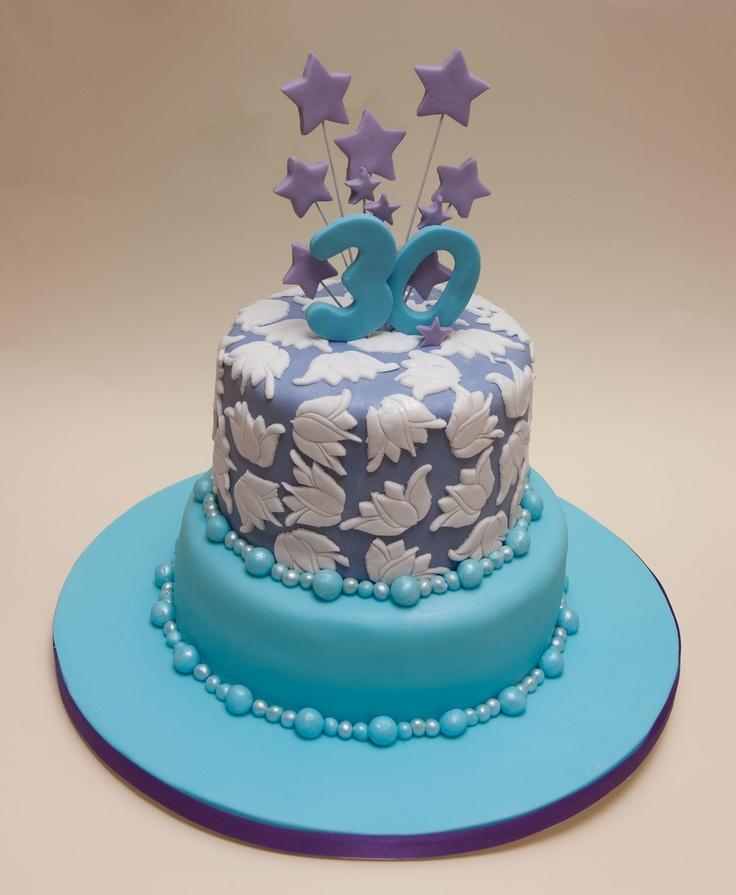 30th Elegant cake 22 best Cakes