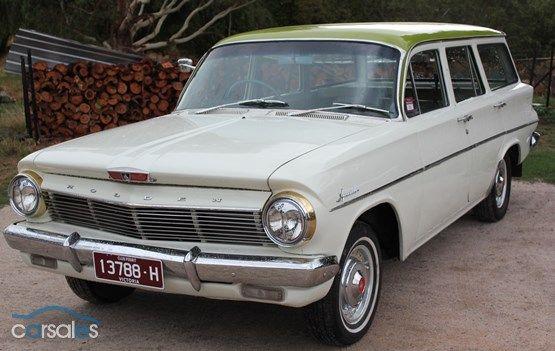 1963 Holden EJ EJ Special