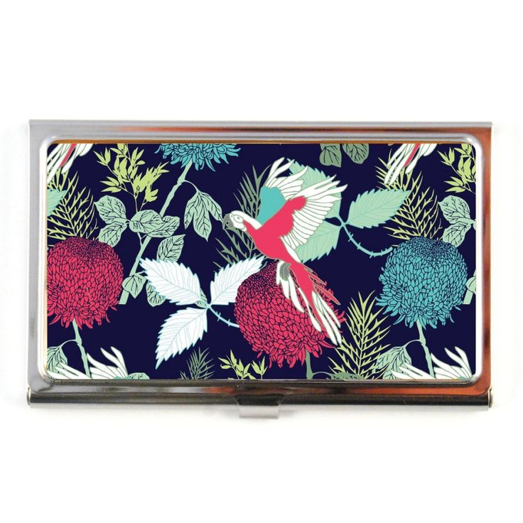 The Quirky. Tucan Business Card Case