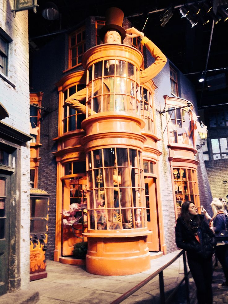 Magasin weasley farces et attrapes # Harry Potter