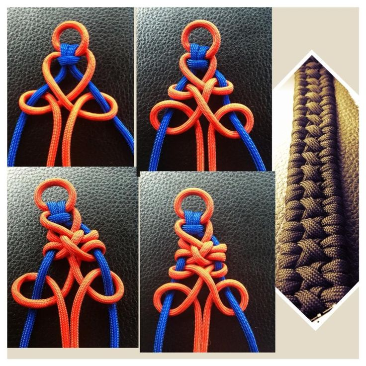 By Dman Mcq #paracord #pictorial #tutorial #diy #paracordial