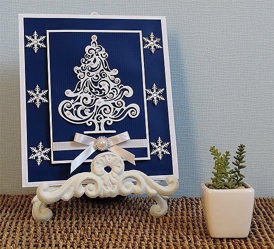 Weihnachtsbaum von Ali Express,  Schneeflocken von Ali Express