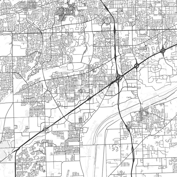 Bolingbrook downtown and surroundings Map in light shaded version with many details for high zoom levels. This map of Bolingbrook contains typical lan... ... #map #download #citymap #areamap #usa #background #clean #city #area #modern #landmarks #ui #ux #hebstreit