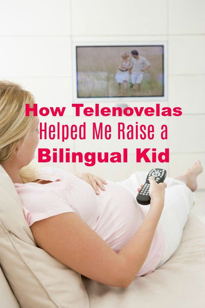Train Your Brain to Think in Spanish, or How Telenovelas Helped Me Raise a Bilingual Kid