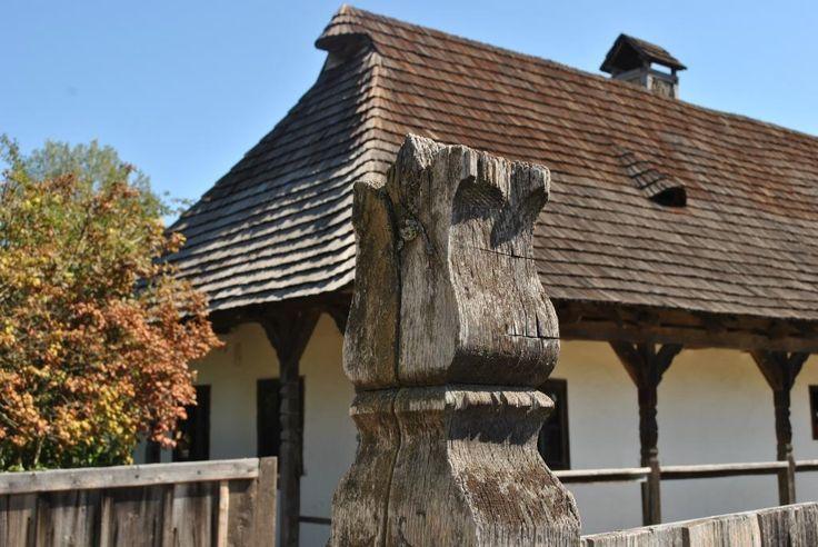 - A Múzeumfalu épületei - Sóstói Múzeum