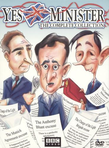 Yes Minister: The Complete Collection [4 Discs] [DVD]