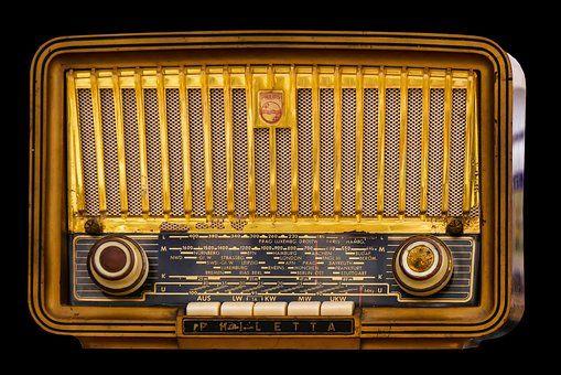 Radio, Alt, Röhrenradio, Nostalgie