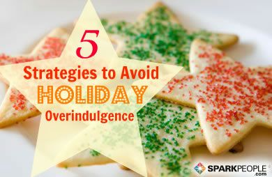 Busting the Top 5 Excuses to Overindulge During the Holidays via @SparkPeople