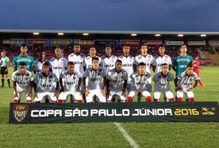 Blog Esportivo do Suíço:  Com dois gols de Eron, Vitória despacha o Grêmio Osasco-SP e se classifica na Copinha