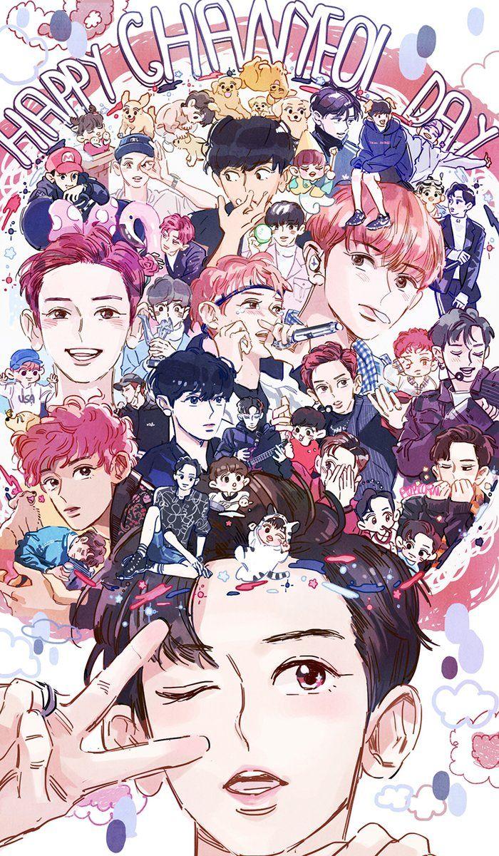 22 best exo ko ko bop fan art images on pinterest