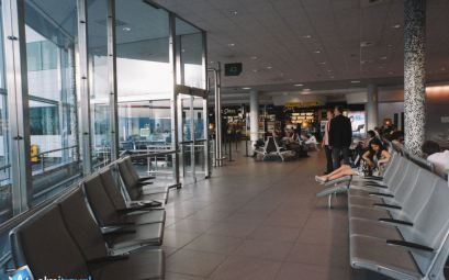 Tips for not getting robbed while sleeping at an airport