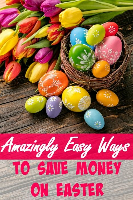 Holidays with the frugal navy wife 214 amazingly easy frugal easter ideas negle Gallery