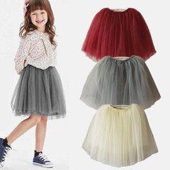 $16 for a Children's Net Veil Skirt | DrGrab
