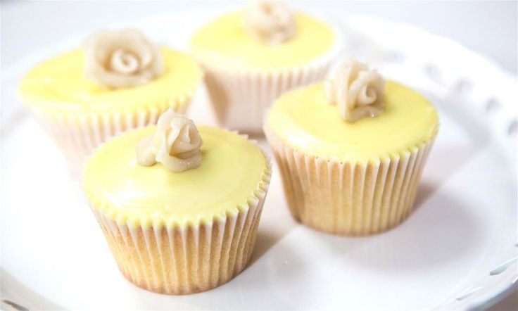 recipe-Cupcakes med hvid chokolade og citron