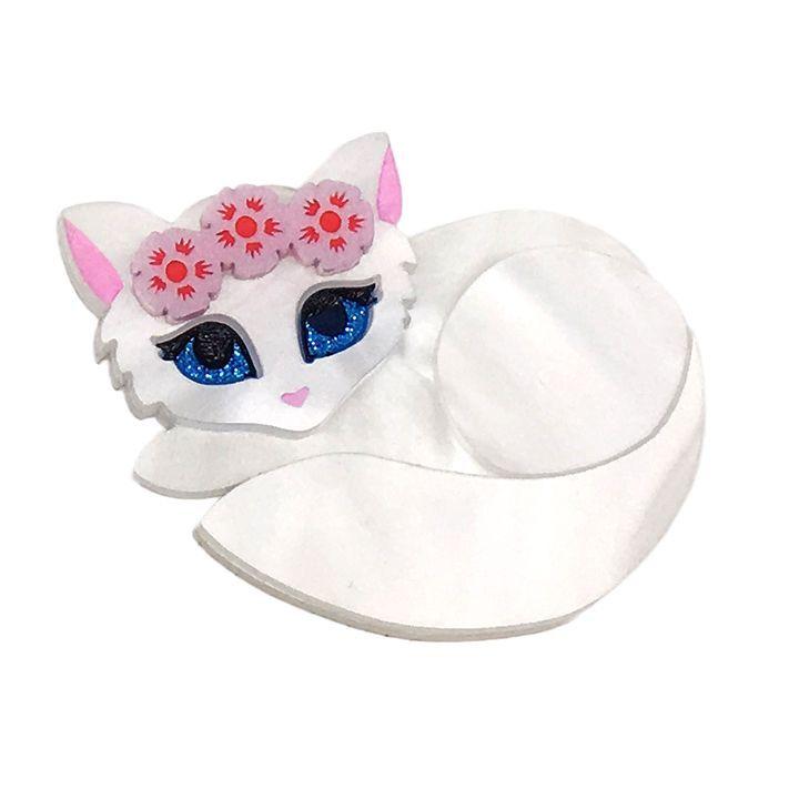 Flower Queen Kitten