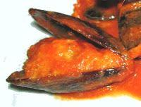 Vivere la Toscana Blog: Ricetta delle cozze ripiene, dette anche muscoli ripieni