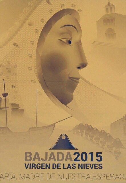 Plakat, La Palma