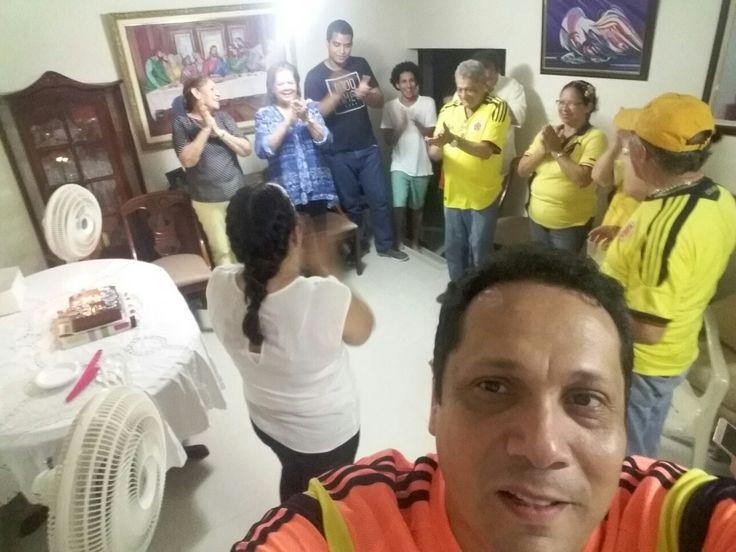 76 años de Guillermo Viana, 5 de octubre del 2017