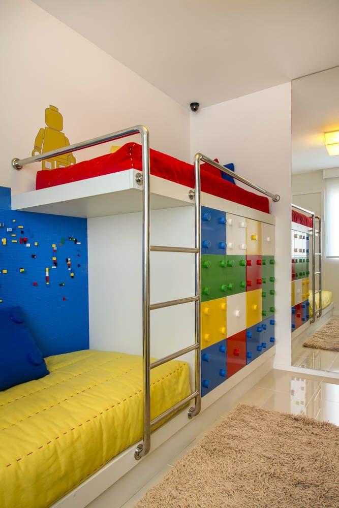 Quarto de Criança para Dois  | Click Interiores