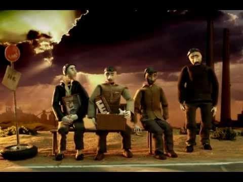Wolf Parade - Modern World (2005) Director and designer: Adam Bizanski