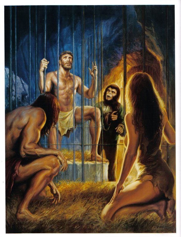 Will Planet of the apes orgy something